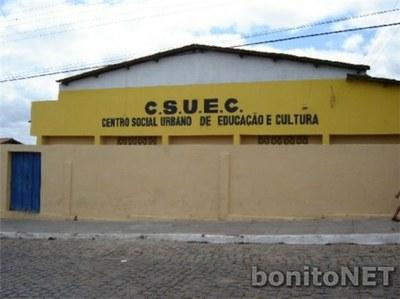 C.S.U.E.C - Centro Social Urbano de Educação e Cultura