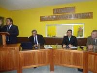 Péricles Ramalho é o novo presidente da Câmara de Bonito de Santa Fé