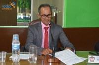 Presidente da Câmara apresenta indicações que contemplam desportistas e agricultores de Bonito de Santa Fé